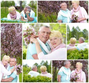 fotoalbum rodzinny seniorzy